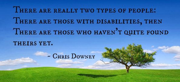 People with Dissabilities
